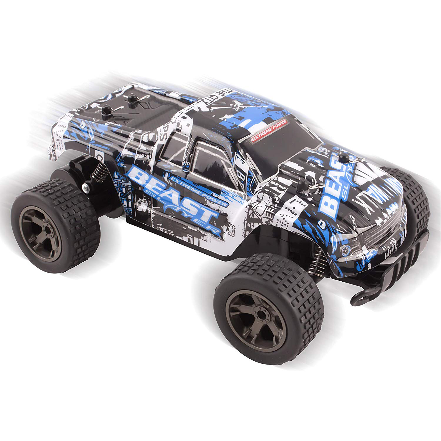 RC Truck Beast Cheetah King Buggy Remote Control 2 4 GHz