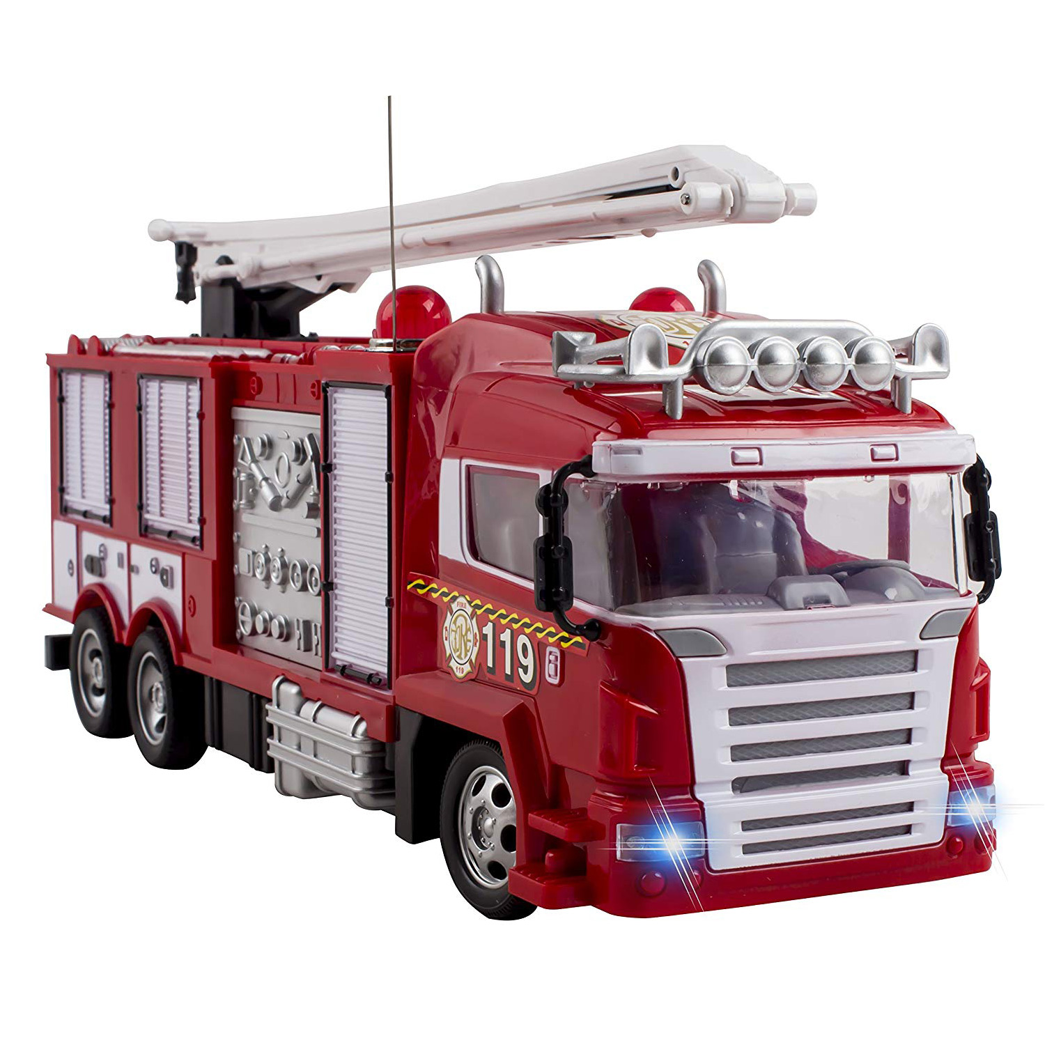 Remote control RC fire truck