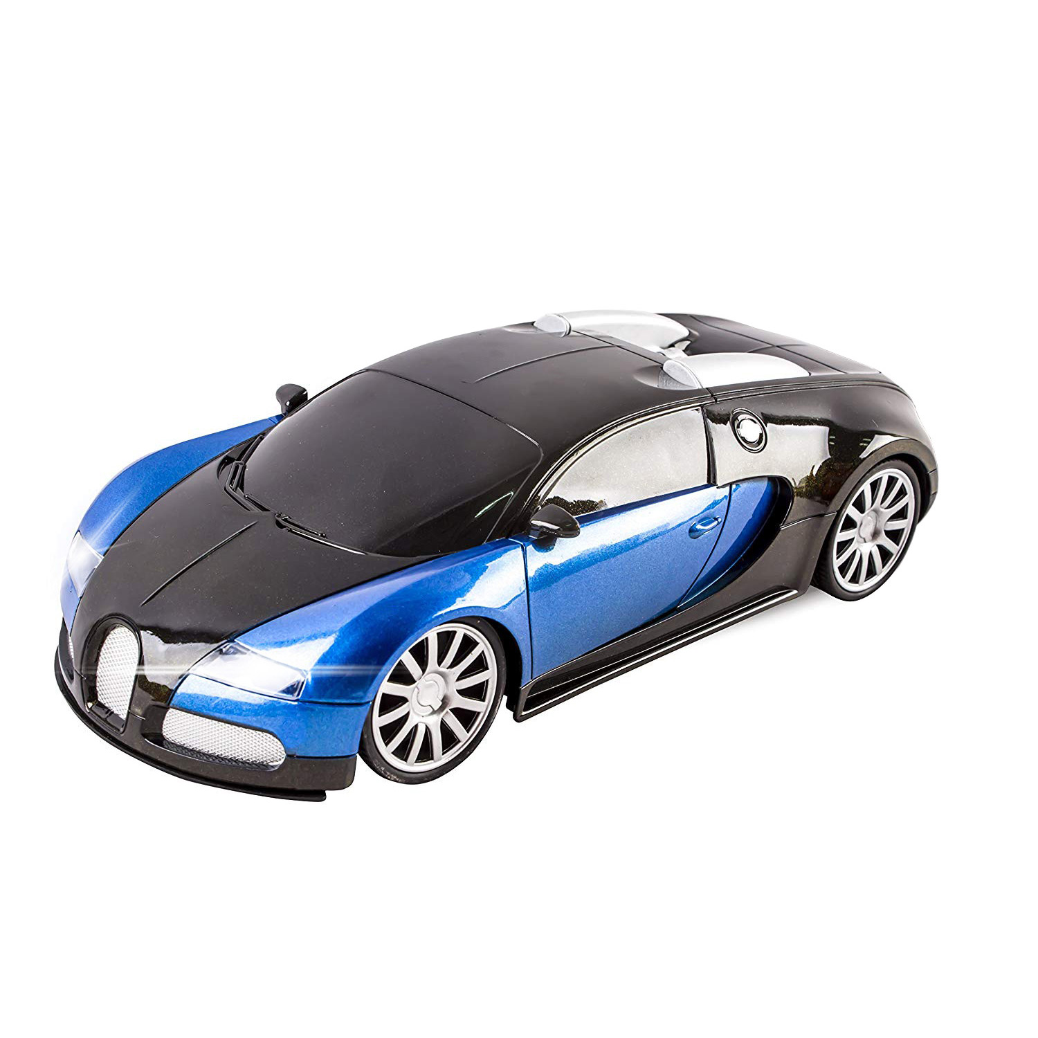 Super Exotic RC Car 116 Scale Remote Control Sports Cars For Kids with Working Headlights Easy To Operate Toy Race Vehicle Colors May Vary
