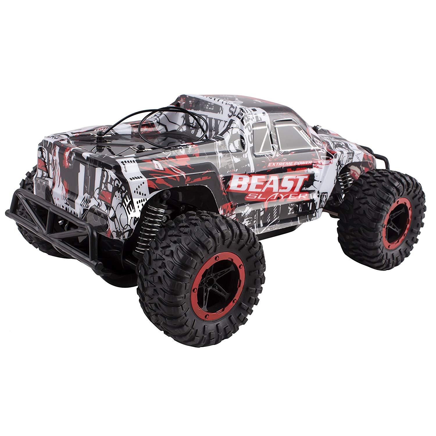 RC Truck Beast Slayer Removable Body Remote Control Turbo RC