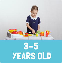 3-5 years old