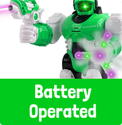 Battery Operated